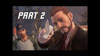 Life Is Strange Before The Storm Walkthrough Part 2 - Ganked (episode 3)