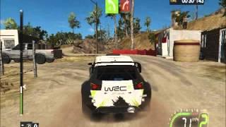 WRC 5 - Concept Car S Gameplay (Los Mexicanos, Mexico)