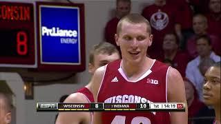 Wisconsin Badgers Top 10 Dunks