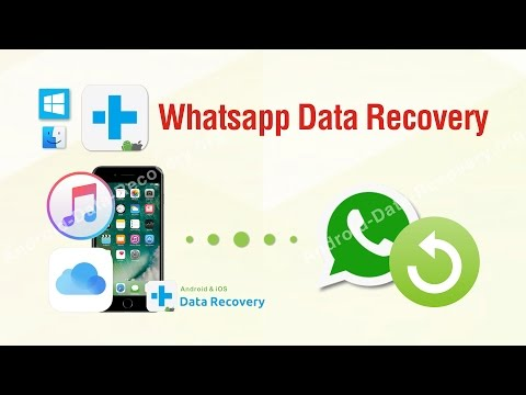 Whatsapp Data Recovery - Retrieve Deleted Whatsapp Messages