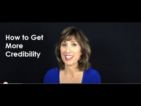 How To Get MORE Credibility Online- 6 Tips for Businesses
