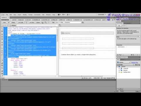 JQuery Tutorial - Making Simple RGB Color Picker Using JQuery UI.mp4