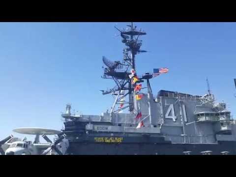 Экскурсия по музею USS Midway