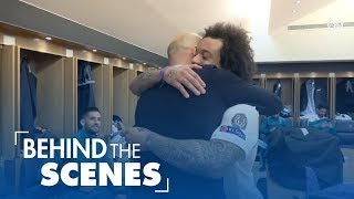 RONALDO, MARCELO, RAMOS and their teammates take you through our victory in Paris against PSG