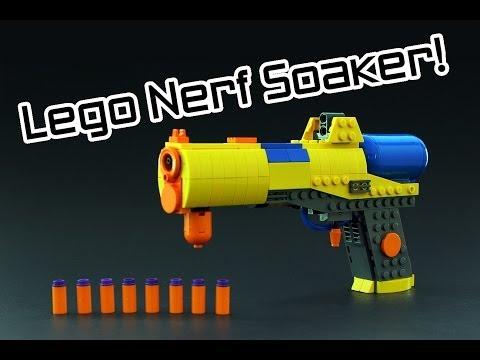 LEGO NERF SOAKER!
