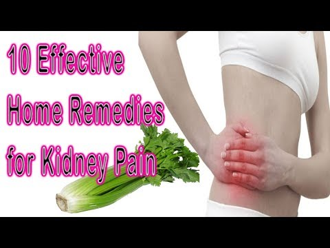How to Cure Kidney Pain Naturally | 10 Effective Home Remedies for Kidney Pain