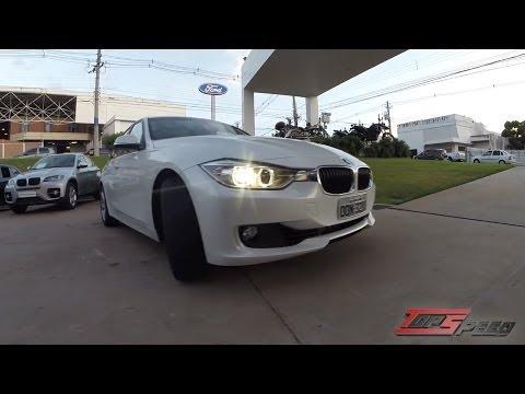 Avaliação BMW 320i GP ActiveFlex | Canal Top Speed