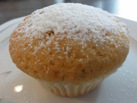 Muffins without eggs and milk - Muffins ohne Eier und Milch -  Mufinčki brez jajc in mleka