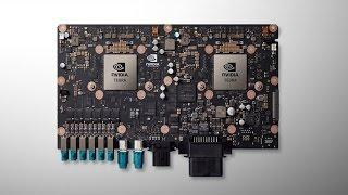 Nvidia explains its supercomputer for cars — CES 2016