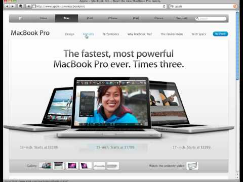 Product Feature Delighter Example - MacBook Pro Touchpad