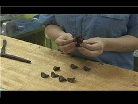 How To Make Chocolate Flower Cake Decorations The Best Flowers Ideas