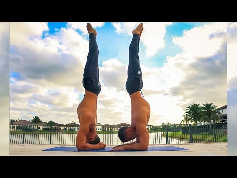 Headstand & Forearm Stand Tutorial   Arm Balances - PART II