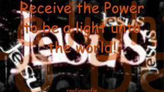 Guy Sebastian  Receive The Power Music  Lyrics