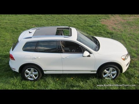 2012 VW Touareg TDI - Daily Use, Towing and Offroading Review