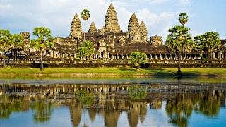 ARRIVING SIEM REAP CAMBODIA - JONNY
