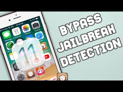 How to Bypass Jailbreak Detection from Apps & Games - iOS 11 / 11.1.2