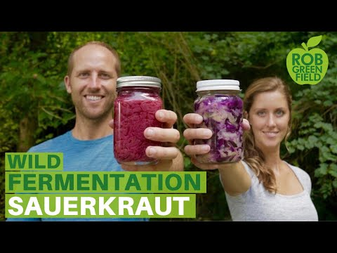 Wild Fermentation E1 | How to Make Sauerkraut