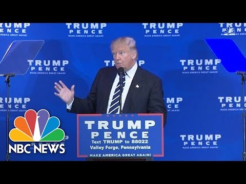 Donald Trump: I'll Convene Special Session Of Congress To Repeal Obamacare | NBC News
