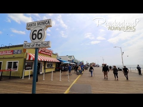 Route 66: The Beginning (and The End)