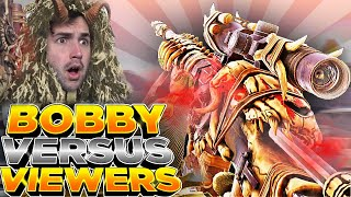 Bobby vs Viewers in Custom games in COD Mobile Battle Royale! ($1250 Youtuber Tournament at 2:30pm)