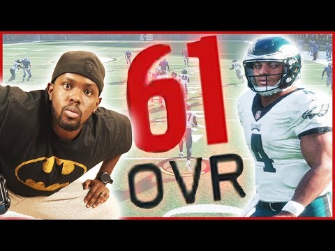 MAKING KIDS RAGE QUIT WITH 61 OVR TEAM! - Madden 18 Ultimate Team
