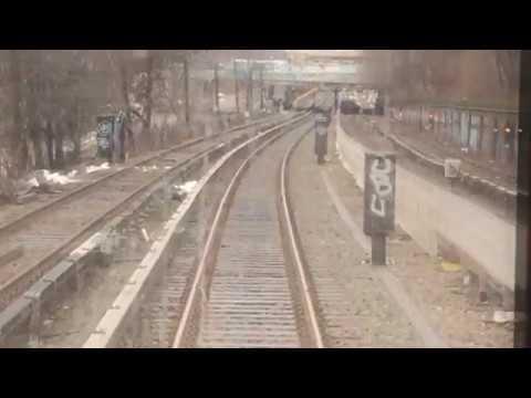 NYC Railfanning Live! ConeyIsland Bound (N) Train...