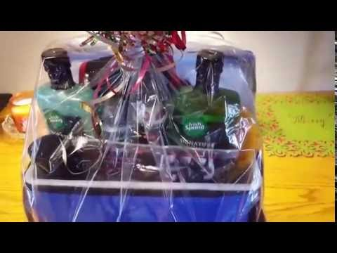 Extreme Cheapskate /  Requested Video / Men's Cooler Gift Basket