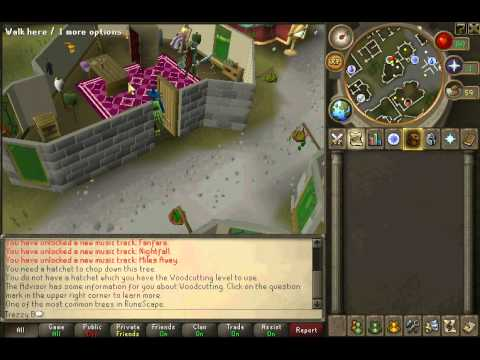 Runescape Tutorial - How to Change Your Clothes