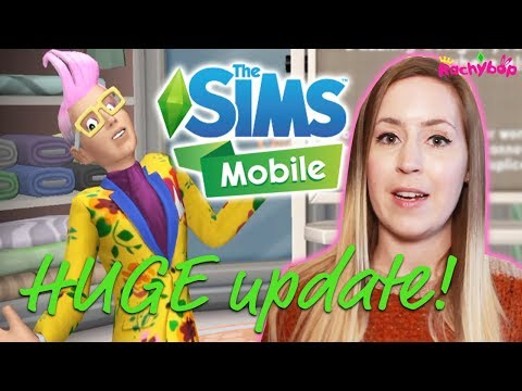 The Sims Mobile Update Version 2.9.1 - HUGE Feb 2018 Update!