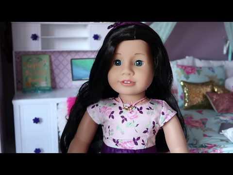 All of my American Girl Dolls! {December 2017}