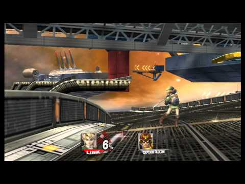 Super Smash Bros Brawl - Unlocking Captain Falcon