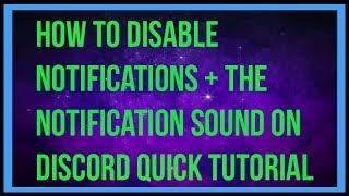 Discord Mention/Notification/Ping Sound [MP3] | Music Jinni