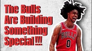 Why The Chicago Bulls Will Make The Playoffs!