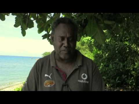 Interview with Rence Sore - Solomon Island