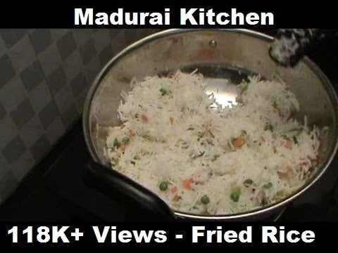 Veg Fried Rice Recipe in Tamil - Homemade Restaurant Style வெஜ் ப்ரைடு ரைஸ்