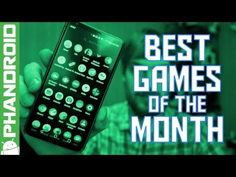10 Best Android Games of the Month (DECEMBER 2017)