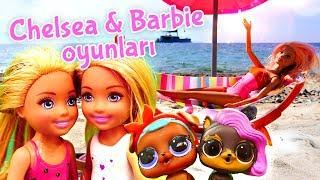 Download Chelsea bebek ile Barbie oyunları. Kız ları. Çocuk oyuncakları Video