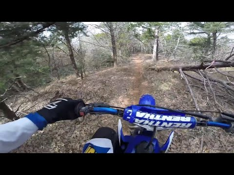 Here's Why 2 Strokes are the BEST Dirt Bikes for Trail Riding