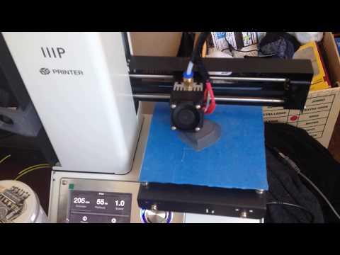 3D printed key chain heart