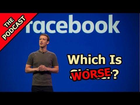 Facebook or Twitter? - The Georg Rockall-Schmidt Show #22
