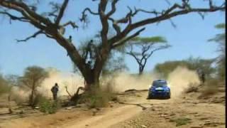WRC Rally Safari 1999