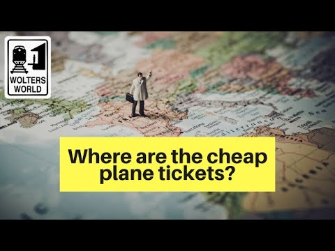 6 Reasons Why You NEVER Get Cheap Airplane Tickets