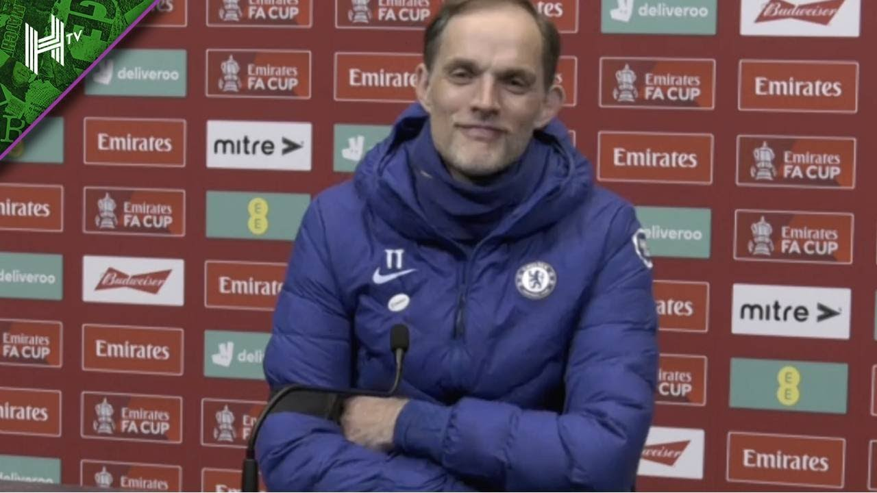 We beat the best team in Europe and the best manager!   Chelsea 1-0 Man City   Thomas Tuchel