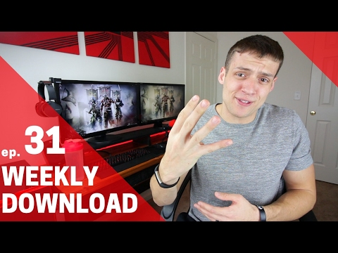 Free Origin Access, Overwatch Server Browser, New Canon Cameras -- Weekly Download #31