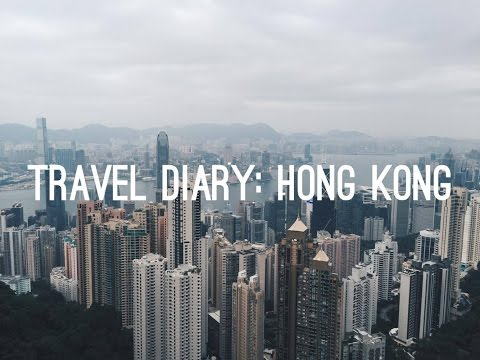 Travel Diary: Hong Kong (2016)