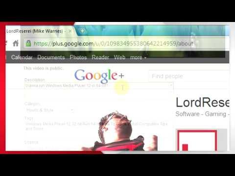 Google+: Shorten Your ID URL For Sharing