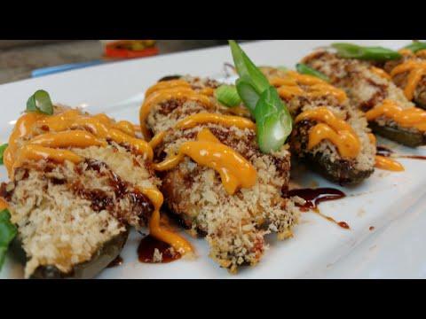 Crab Stuffed Jalapeno Peppers Recipe