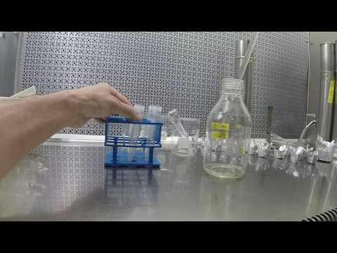 Agar Slant Preparation - Complete Procedure - May 2017
