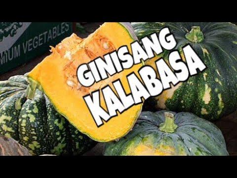 How to Make Ginisang Kalabasa with dilis.