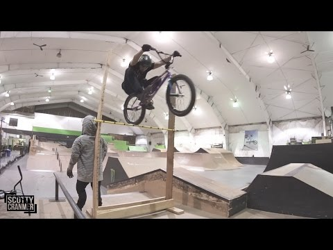 THE BMX HEIGHT COMPETITION!